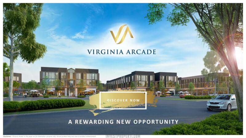 Ruko Virginia Arcade BSD