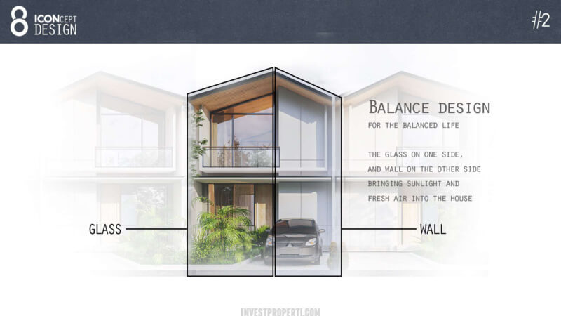 Cendana Icon House Design - Balance