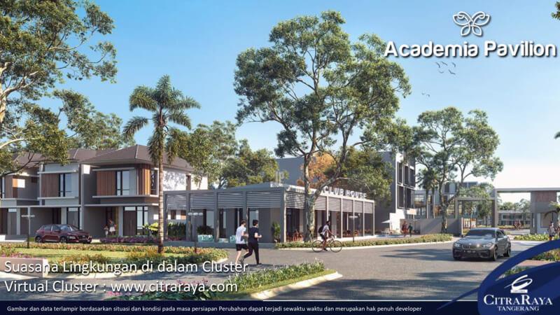 Academia Pavilion CitraRaya