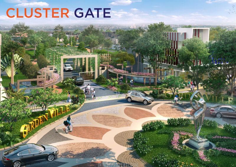Gate Garden Ville CitraRaya