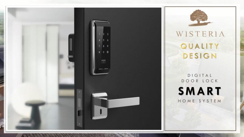 Fitur Rumah Wisteria Metland Cakung - Smart Home