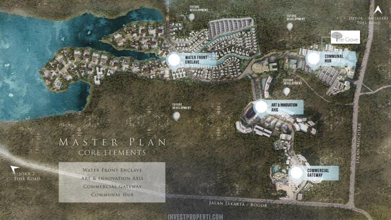 Master Plan Shila at Sawangan