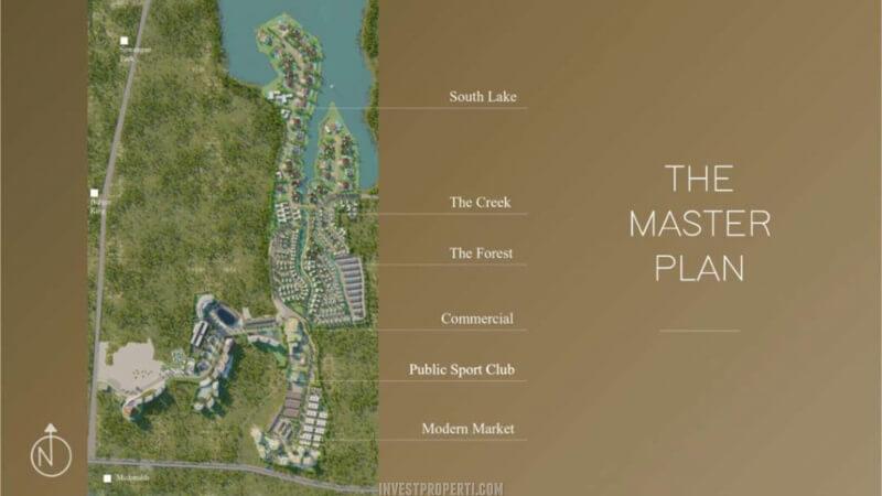 Master Plan Shila Sawangan
