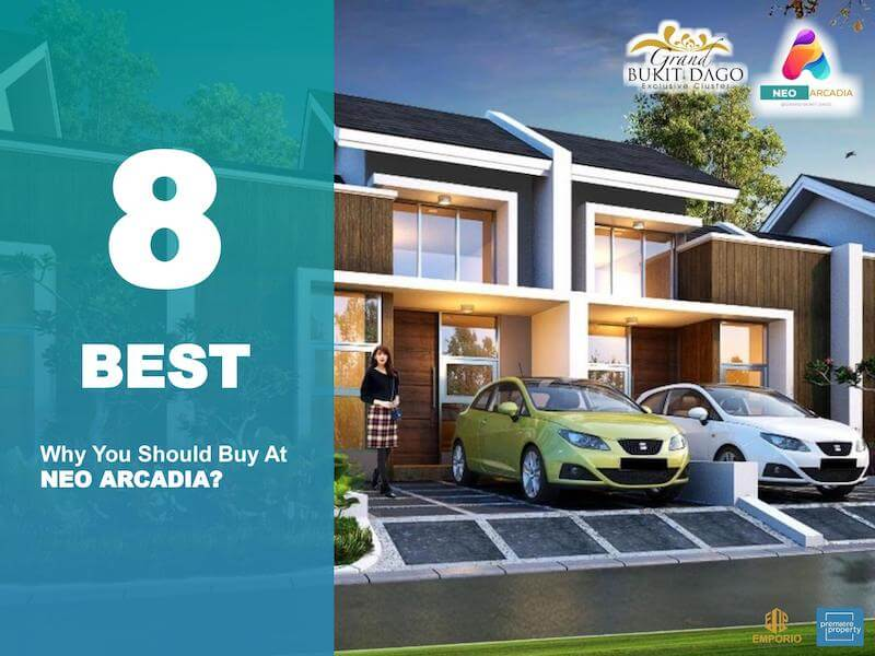 Neo Arcadia Grand Bukit Dago Bogor