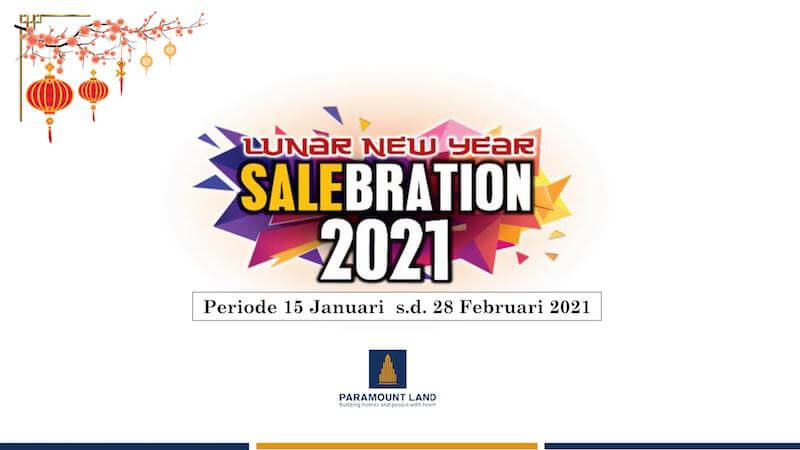 Salebration Paramount 2021 Lunar New Year