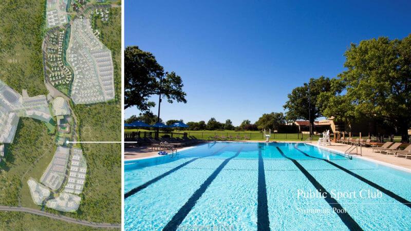 Fasilitas Shila Sawangan - Swimming Pool