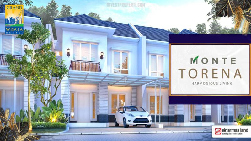 Rumah Monte Torena Grand Wisata Bekasi