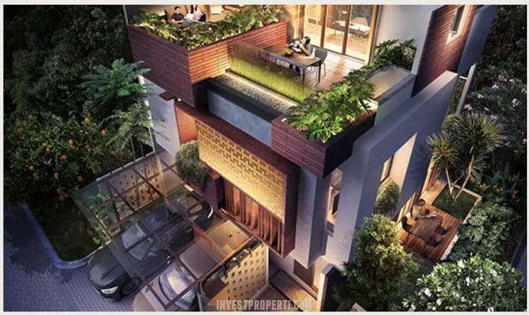 Rumah Puri 11 Heritage Residence Tipe 9 Sudut