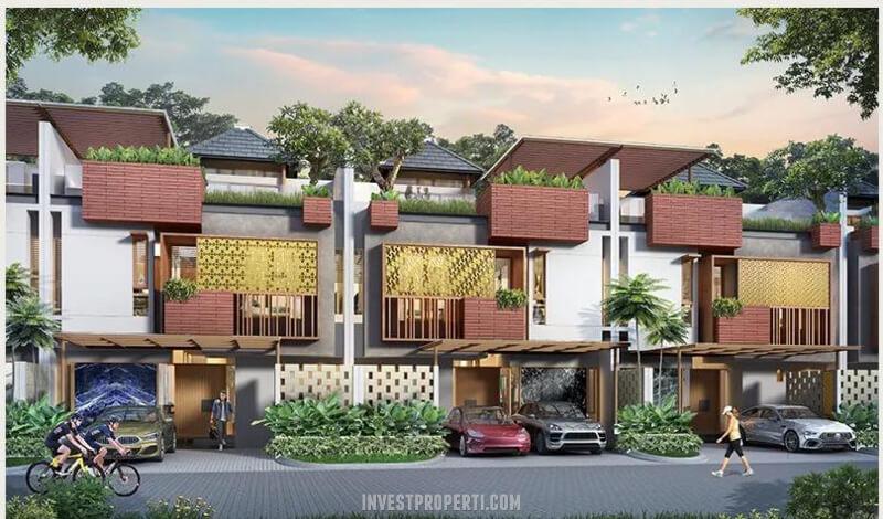 Rumah Puri 11 Heritage Residence Tipe 9 Standard