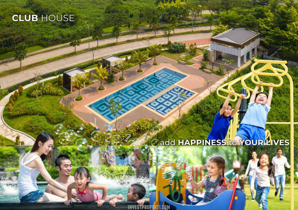 Club House GardenVille CitraRaya