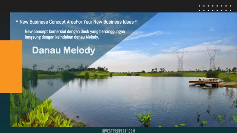 Danau Melody Summarecon Serpong