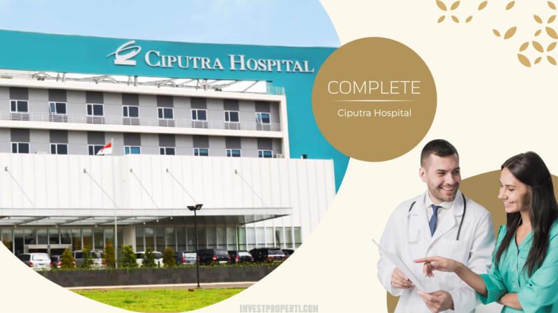 Hospital Citraland Cibubur