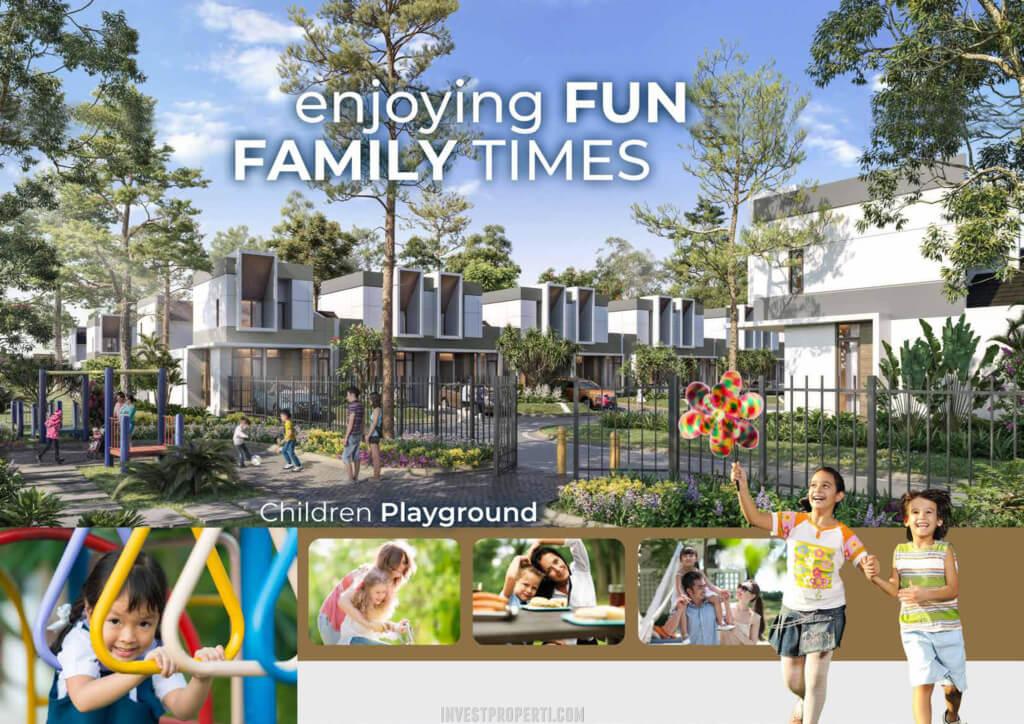 Playground Garden Ville CitraRaya