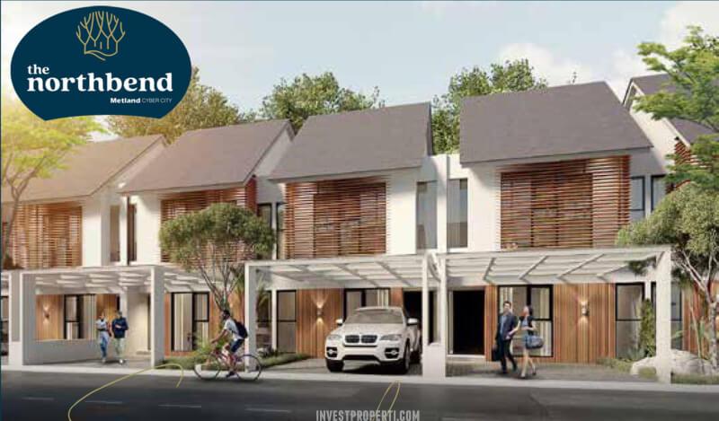 Rumah Northbend Metland City