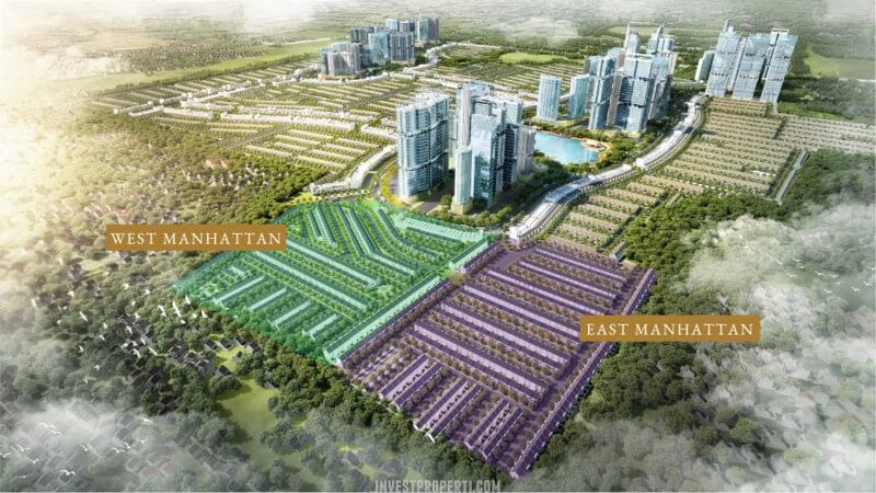 East Manhattan Grand Duta City Bekasi