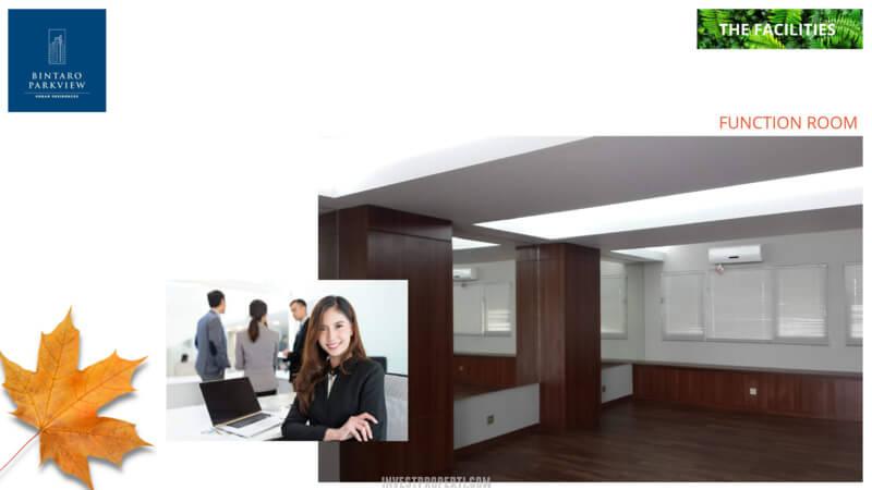Fasilitas Bintaro Park View - Function Room