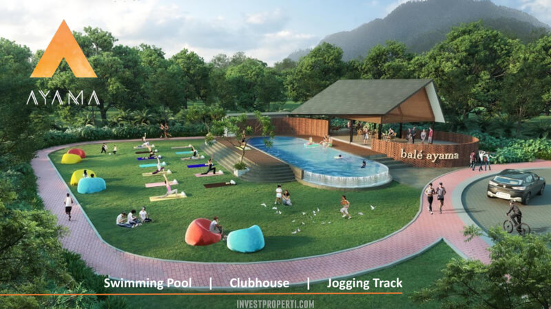 Fasilitas Cluster Ayama Tangerang - Club House