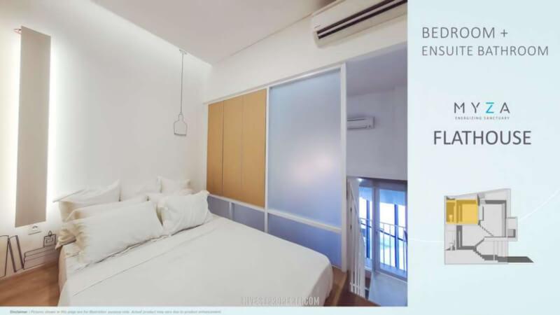 Rmah Myza BSD - Bedroom