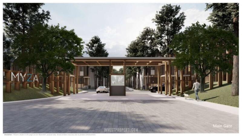 Main Gate Myza BSD