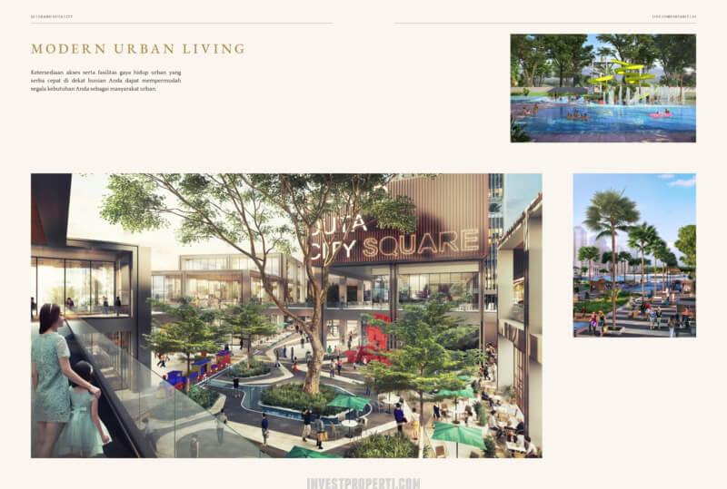 Modern Urban Living Grand Duta City Bekasi