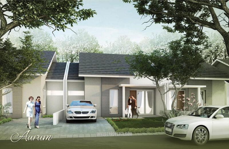 Rumah Abira Suvara Sutera - Cluster Abira
