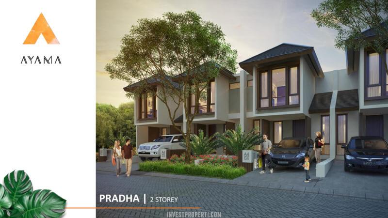 Rumah Ayama Bhumi Amala Tangerang Tipe Pradha