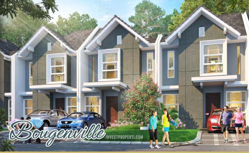 Rumah Bougenville Suvara Sutera - Cluster Bahana