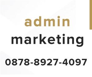 sales admin marketing Alam Sutera