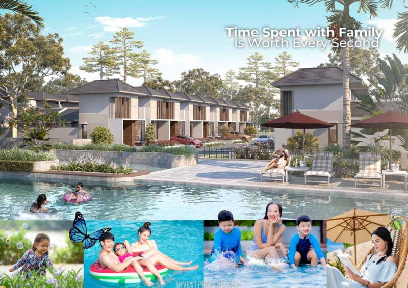 Kolam Renang GardenVille CitraRaya