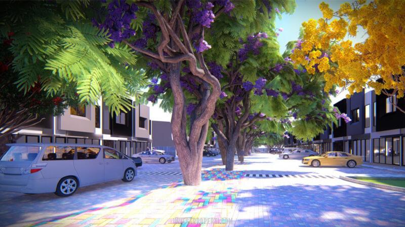 Ruko Parc Plaza Lippo Karawaci