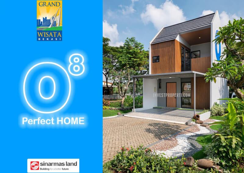 Rumah Baru O8 GrandWisata Bekasi