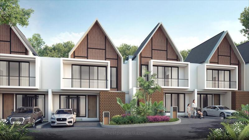 Rumah Pinewood Summarecon Bogor