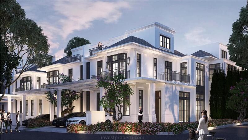 Rumah Rosewood Summarecon Bogor