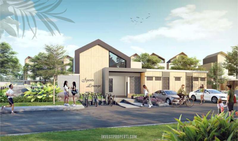 Sport Lounge Fedora Park Suvarna