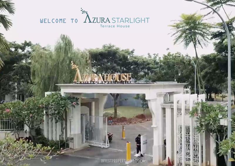 Gate Azura House BSD