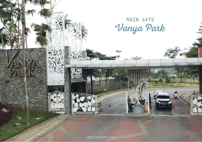 Gate Vanya Park BSD