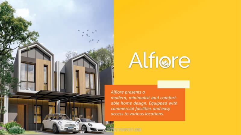 Rumah Alfiore Banjar Wijaya