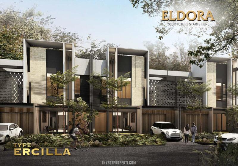 Rumah Eldora Suvarna Sutera Type Ercilia