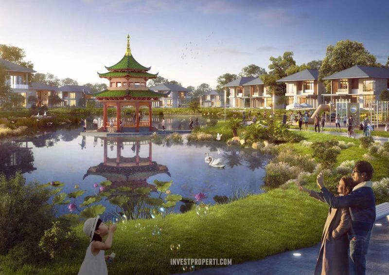 Villa Pasir Putih 2 PIK 2 - Danau