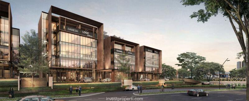 Capital Cove Business Loft - Green Sustainability