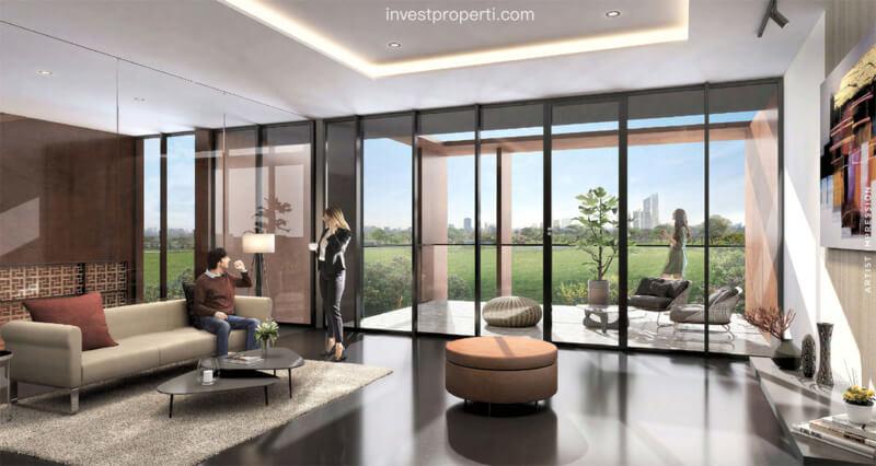Capital Cove Business Loft BSD - VIP Floor