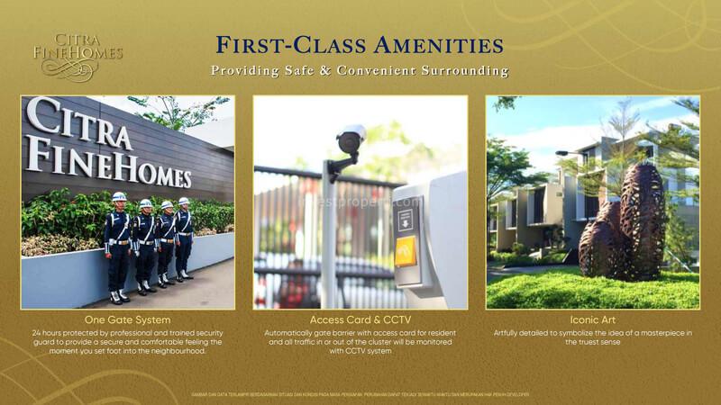 Citra FIneHomes Facilities