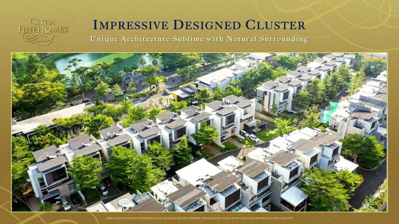 Cluster Citra FIneHomes Jakarta