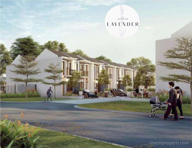 Cluster Lavender Puri Botanical Joglo