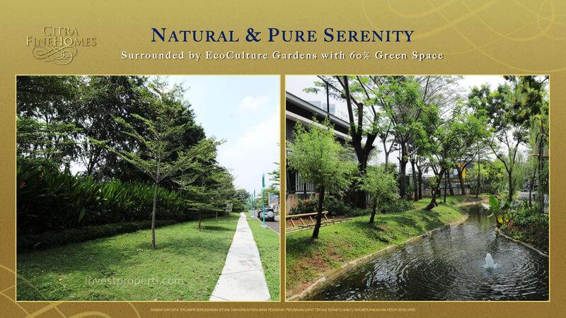Eco Culture Garden Citra FineHomes