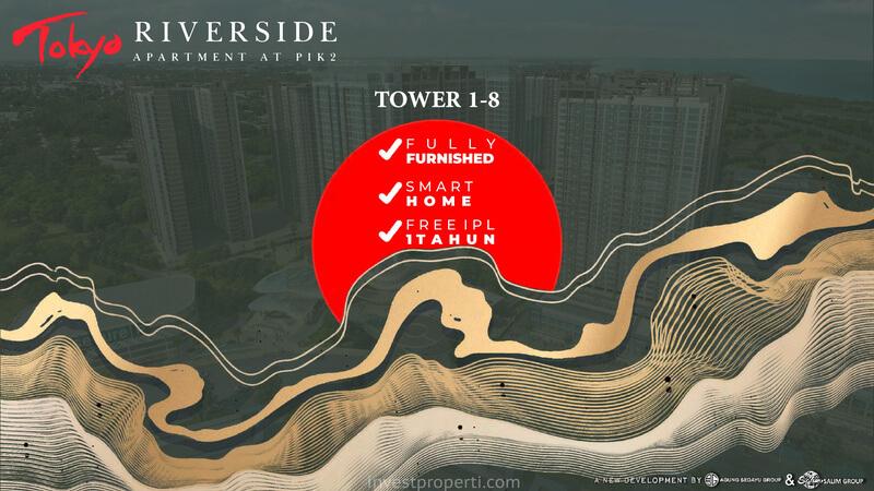 Promo Tokyo Riverside PIK 2