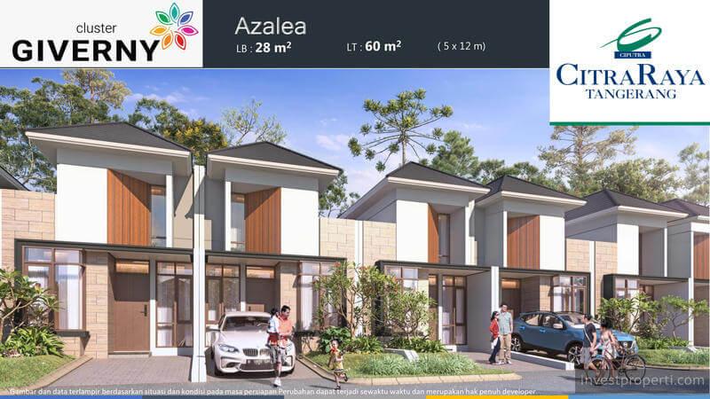 Rumah Azalea Cluster Giverny CitraRaya