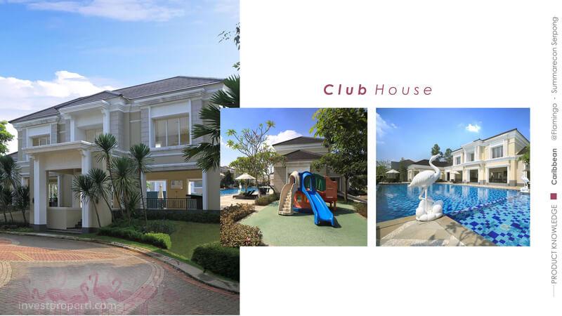 The Springs Club House Summarecon SErpong