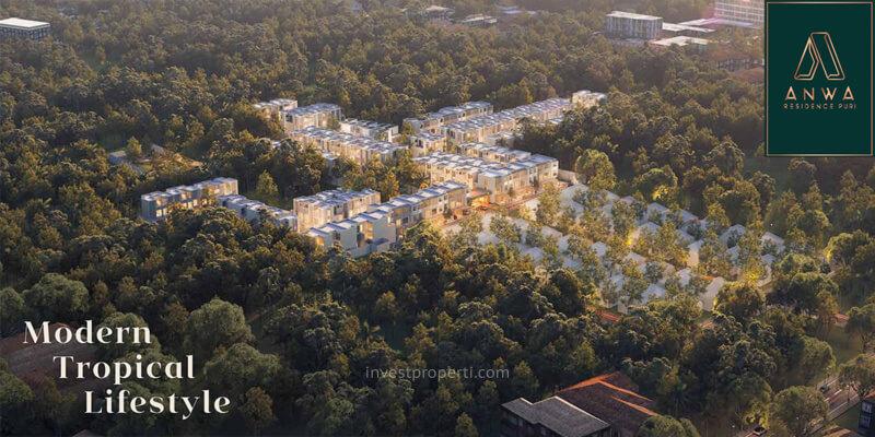 Anwa Residence Puri