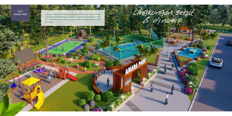 East Amara Park Parung Panjang